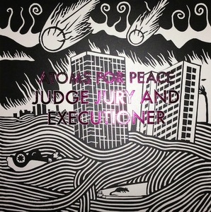 Atoms For Peace / Judge Jury And Executioner [Limited Edition Embossed Foil LP]