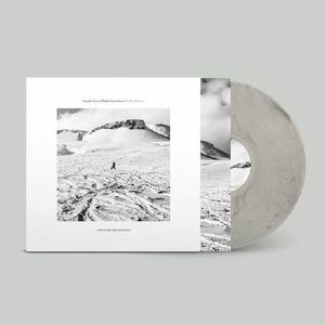 Leandro Fresco &  Rafael Anton Irisarri / La Equidistancia [Limited Edition Marbled Cloudy-Clear & Black Smoke Coloured LP]